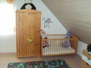 Babyzimmer - Kinderbett, Lattenrost,