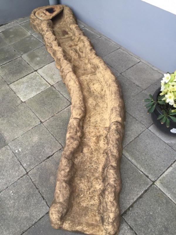 bachlauf bachschalen sandstein sonstiges f r den garten balkon terrasse aus speyer. Black Bedroom Furniture Sets. Home Design Ideas