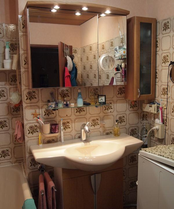 waschtisch bahamabeige mit unterschrank villeroy boch. Black Bedroom Furniture Sets. Home Design Ideas