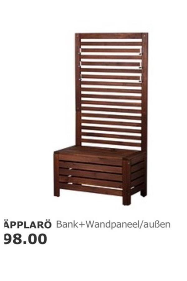balkonm bel von ikea in ingolstadt gartenm bel kaufen und verkaufen ber private kleinanzeigen. Black Bedroom Furniture Sets. Home Design Ideas