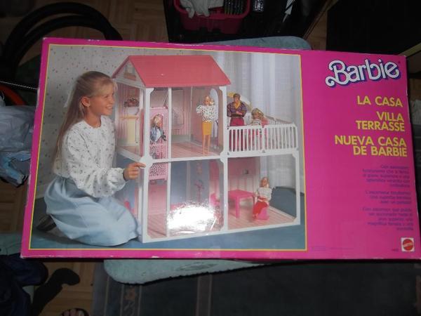 barbie haus spielzeug einebinsenweisheit. Black Bedroom Furniture Sets. Home Design Ideas