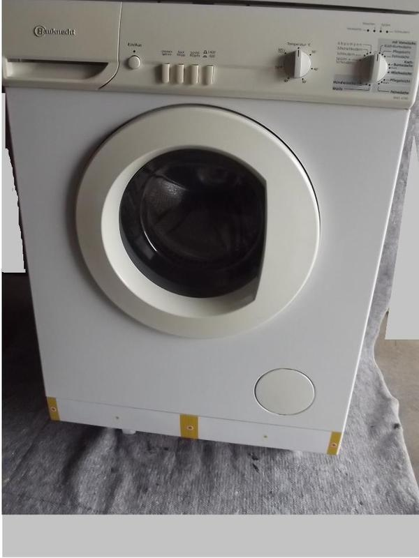 waschmaschine bauknecht neu und gebraucht kaufen bei. Black Bedroom Furniture Sets. Home Design Ideas