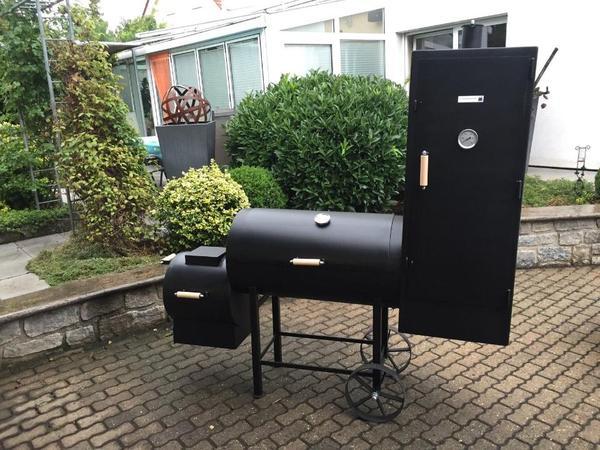 bbq smoker neu und gebraucht kaufen bei. Black Bedroom Furniture Sets. Home Design Ideas
