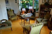 bequem: antikes Sofa +
