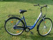 Bequemes Damen Fahrrad,