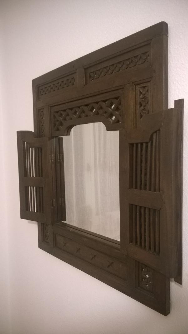 orientalischer spiegel kaufen gebraucht und g nstig. Black Bedroom Furniture Sets. Home Design Ideas