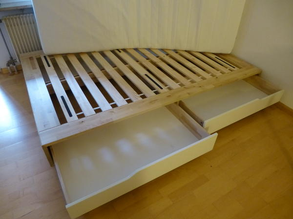 Ikea Sofa And Chaise Lounge ~ Mandal Ikea Bett Mit Schubladen Jpg Pictures to pin on Pinterest