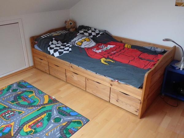 bett 100x200 gebraucht kaufen nur noch 2 st bis 70 g nstiger. Black Bedroom Furniture Sets. Home Design Ideas