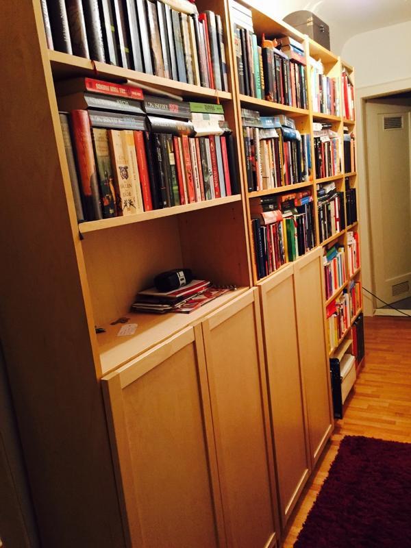 billy b cherregale in n rnberg ikea m bel kaufen und verkaufen ber private kleinanzeigen. Black Bedroom Furniture Sets. Home Design Ideas