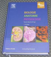 Biologie, Anatomie, Physiologie,