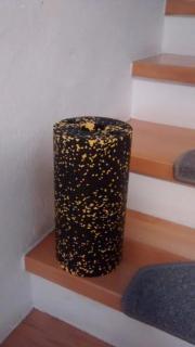Blackroll schwarz-orange