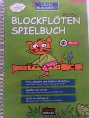 Blockflöte Spielbuch mit