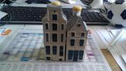 Blue Delft House