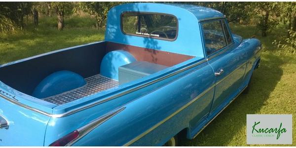 borgward isabella pickup in gorinchem oldtimer. Black Bedroom Furniture Sets. Home Design Ideas