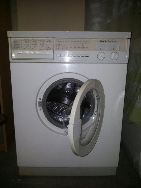 bosch waschmaschine neu und gebraucht kaufen bei. Black Bedroom Furniture Sets. Home Design Ideas