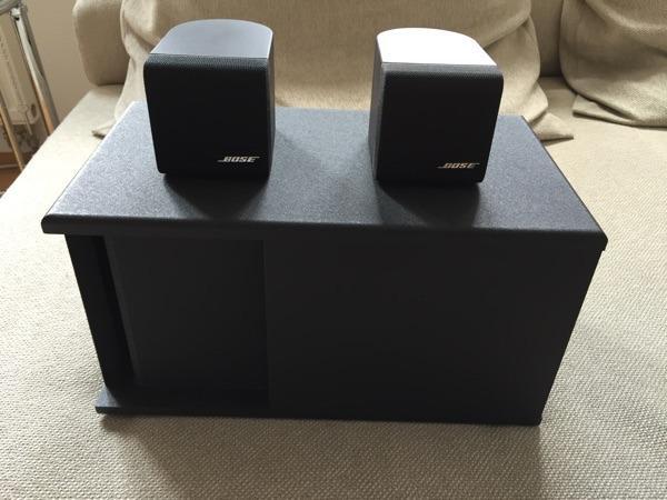 bose kleinanzeigen elektronik unterhaltung. Black Bedroom Furniture Sets. Home Design Ideas