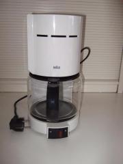 Braun Kaffeemaschine Aromaster