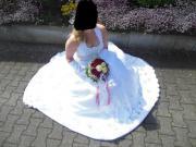 Brautkleid mit komplettem