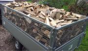 Brennholz 2 Jahre