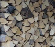 Brennholz, Buche Eiche