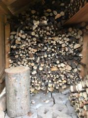 Brennholz / Kaminholz etwa