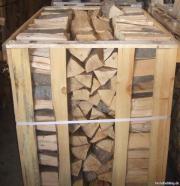 Brennholz Kaminholz trocken