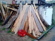 Brennholz kostenlos abholen