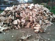 Brennholz Mischholz frisch
