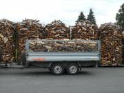Brennholz trocken, hart