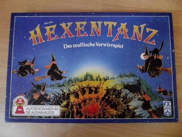Spiel Hexentanz