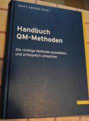 Buch Handbuch QM-