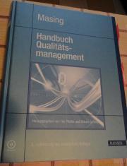 Buch Handbuch Qualitätsmanagement