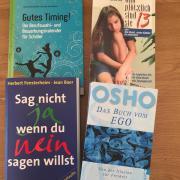 Bücher-Flohmarkt: Gesundheitsratgeber -