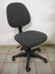 Bürostuhl , Textil - Stoff