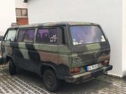 Bundeswehr Bulli T3 -