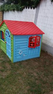 spielhaus kunststoff kinder baby spielzeug g nstige angebote finden. Black Bedroom Furniture Sets. Home Design Ideas