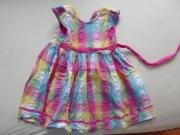 buntes Sommerkleid für