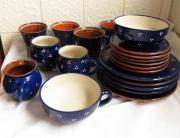 Bunzlauer Keramik - Geschirr