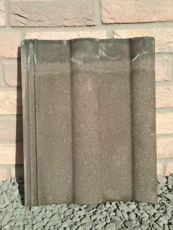 ca 200 dachziegel schwarz frankfurter pfanne ziegel beton g nstig in bessenbach fliesen. Black Bedroom Furniture Sets. Home Design Ideas