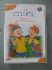 Caillou DVD