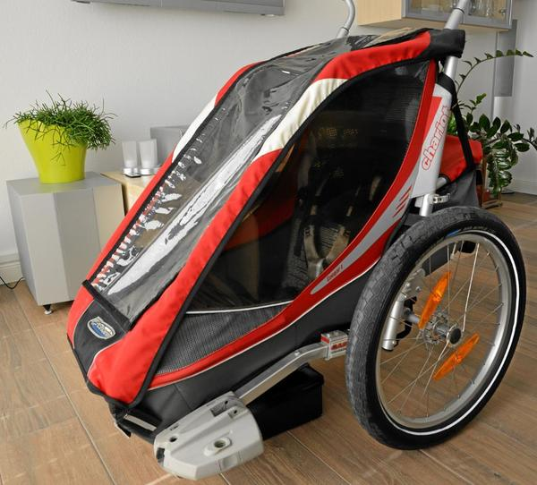 chariot cougar 1 chasis in boppard buggys sportwagen. Black Bedroom Furniture Sets. Home Design Ideas