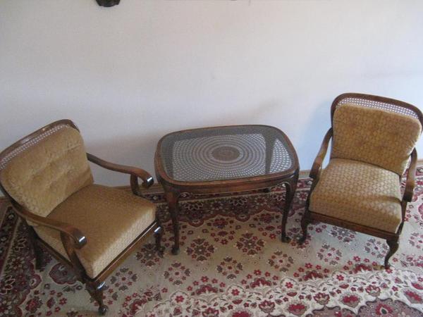 chippendale tisch und sessel in berlin sonstige m bel. Black Bedroom Furniture Sets. Home Design Ideas