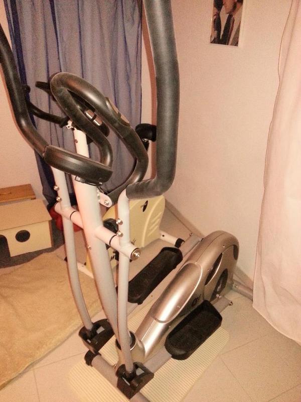 christopeit crosstrainer cs 5 in pilsach fitness. Black Bedroom Furniture Sets. Home Design Ideas