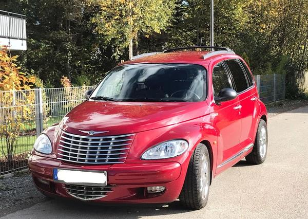 chrysler pt cruiser 2 0 limited in m nchen chrysler jeep kaufen und verkaufen ber private. Black Bedroom Furniture Sets. Home Design Ideas