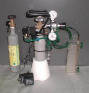 CO2 Anlage mit