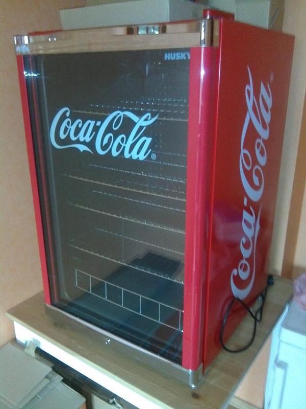 coca cola alt kaufen gebraucht und g nstig. Black Bedroom Furniture Sets. Home Design Ideas