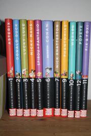 Comic- Bibliotek