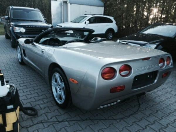 corvette c5 cabrio 2007 benzin automatik in m nchen bmw. Black Bedroom Furniture Sets. Home Design Ideas