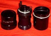 Curta Rechenmaschine,System