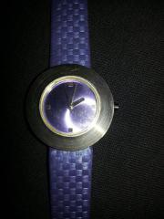 Damen-Quarz-Armbanduhr,